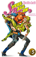 Jojo's bizarre adventure - Steel Ball Run, Tome 5 : Conspiration présidentielle
