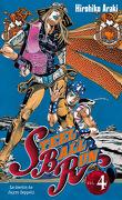 Jojo's bizarre adventure - Steel Ball Run, Tome 4 : Le destin de Jayro Zeppeli