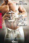couverture Les Idoles du stade, Tome 4 : La Ligne de touche