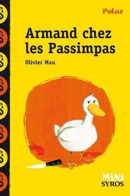 Couverture du livre : Armand chez les Passimpas
