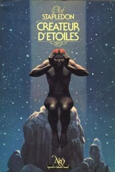 Couverture du livre : Créateur d'étoiles