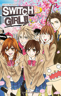 Switch Girl, Tome 25
