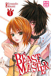 couverture Beast Master, Tome 1