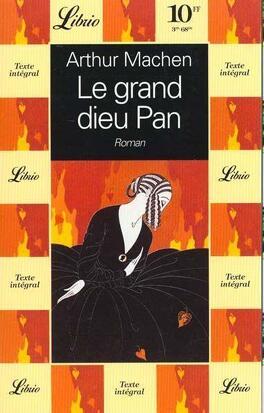Couverture du livre : Le grand dieu Pan