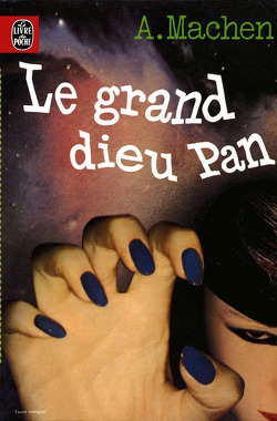 Couverture de Le grand dieu Pan
