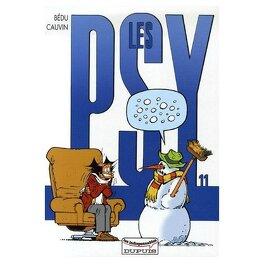 Couverture du livre : Les Psy, Tome 11 : Les Psy n° 11