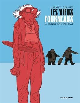Couverture du livre : Les Vieux Fourneaux, Tome 2 : Bonny and Pierrot