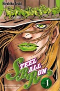 Jojo's bizarre adventure - Steel Ball Run, Tome 1 : Le 25 septembre 1890, San Diego Beach