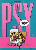 Les Psy, Tome 2 : Dites-moi Tout !