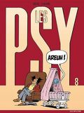 Les Psy, Tome 8 : Areuh !