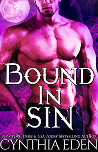 Couverture de Bound, Tome 3 : Bound in Sin