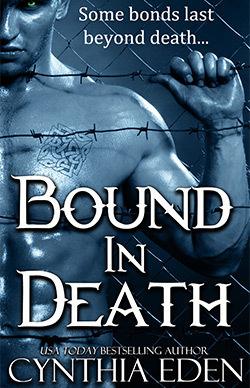 Couverture de Bound, Tome 5 : Bound in Death
