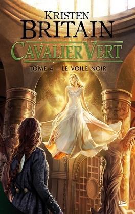Couverture du livre : Cavalier vert, Tome 4 : Le Voile noir