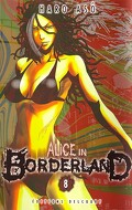 Alice in Borderland, Tome 8