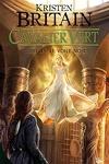 couverture Cavalier vert, Tome 4 : Le Voile noir
