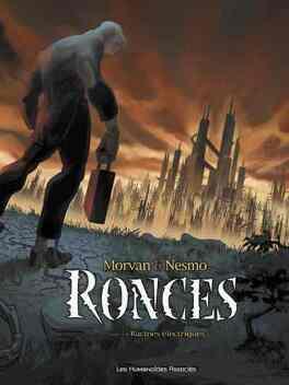 Couverture du livre : Ronces, tome 1 : Racines électriques