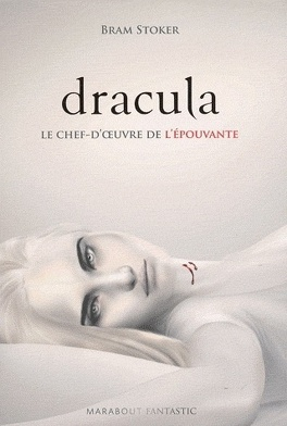 Couverture du livre : Dracula