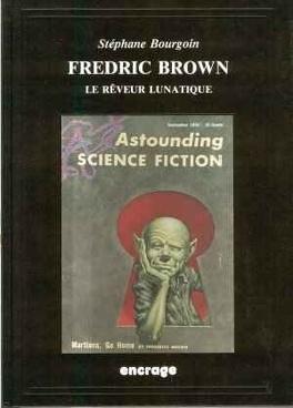 Couverture du livre : Fredric Brown- Le rêveur lunatique