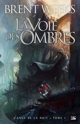 Couverture du livre : L'Ange de la nuit, Tome 1 : La Voie des ombres