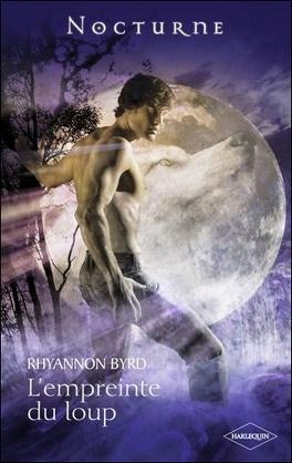 Couverture du livre : La Légende des Loups, Tome 1 : L'Empreinte du Loup