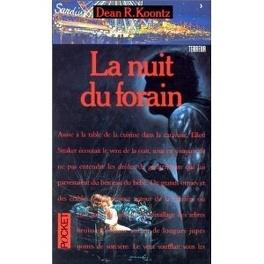 Couverture du livre : La Nuit du forain