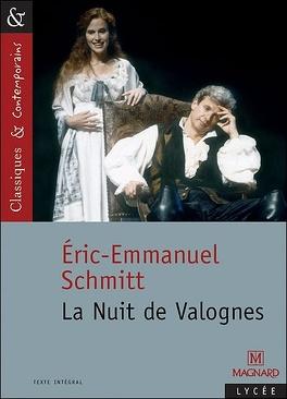 Couverture du livre : La Nuit de Valognes