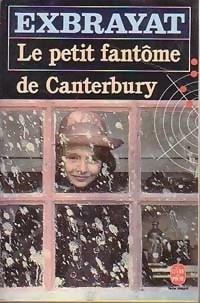 Couverture du livre : Le petit fantôme de Canterbury