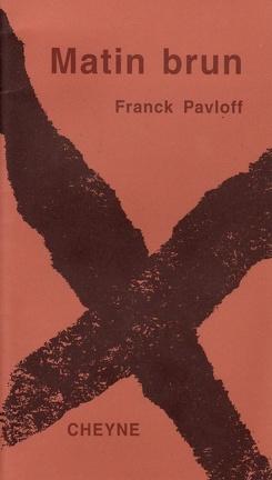 Couverture du livre : Matin brun
