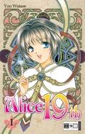 Alice 19th, tome 1