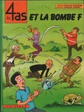 Les 4 As, Tome 13 : Les 4 As et la bombe F