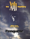 XIII, Tome 13 : The XIII Mystery : l'enquête