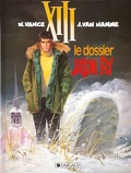 XIII, Tome 6 : Le dossier Jason Fly