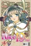 couverture Alice 19th, tome 1
