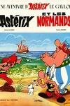 couverture Astérix, Tome 9 : Astérix et les Normands