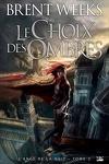 couverture L'Ange de la nuit, Tome 2 : Le Choix des ombres
