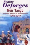 couverture La Bicyclette bleue, Tome 4 : Noir tango