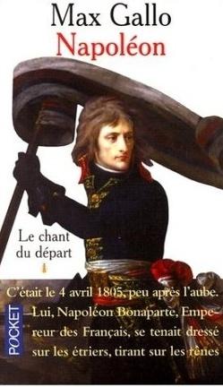 Couverture du livre : Napoléon, Tome 1 : Le Chant du départ