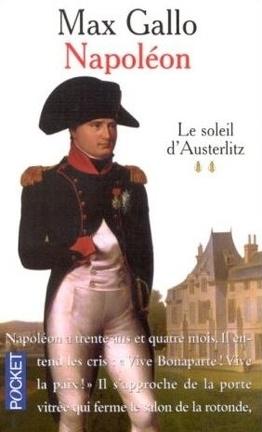 Couverture du livre : Napoléon, Tome 2 : Le Soleil d'Austerlitz