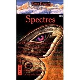 Couverture du livre : Spectres