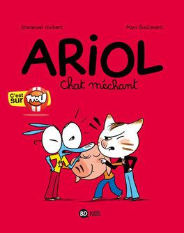 Couverture du livre : Ariol, tome 6 : Chat méchant