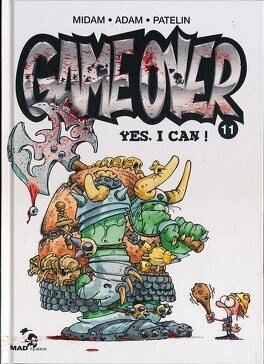 Couverture du livre : Game Over, Tome 11 : Yes I can