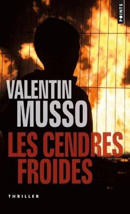 Couverture du livre : Les Cendres froides
