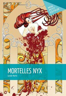 Couverture du livre : l'impératrice Némésis, tome 2 : Mortelles Nyx
