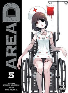 Couverture du livre : Area D, Tome 5