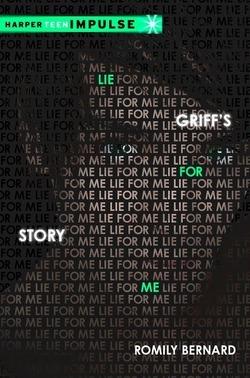 Couverture de Find Me, Tome 0.5: Lie for Me, Griff's Story