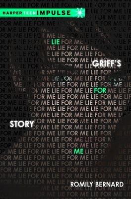 Couverture du livre : Find Me, Tome 0.5: Lie for Me, Griff's Story