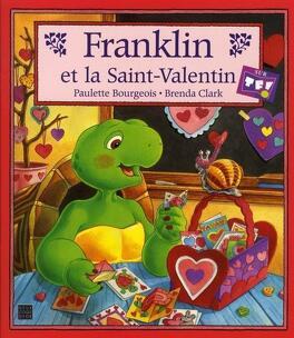 Couverture du livre : Francklin et la saint valentin