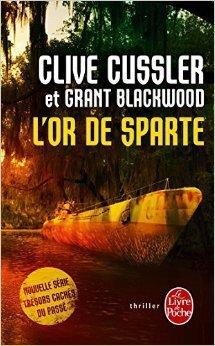 Couverture du livre : L'Or de Sparte