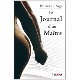 Couverture du livre : Le journal d'un maître
