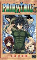 Fairy Tail, Tome 41